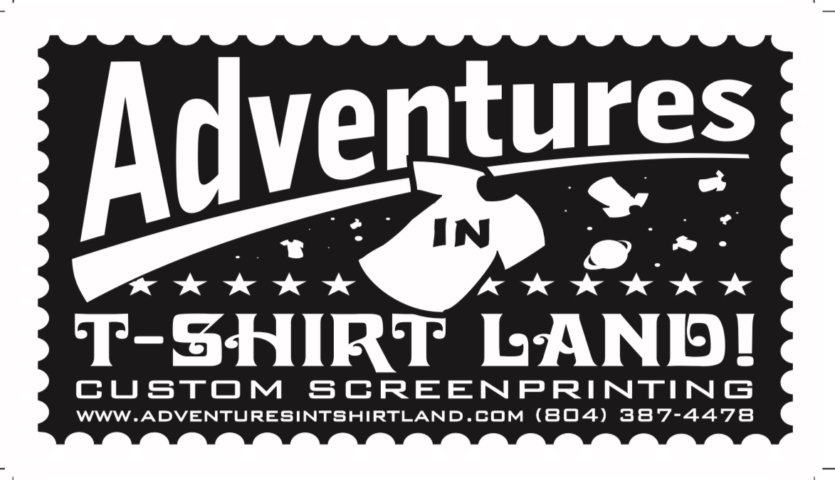 Adventures in T-Shirt Land!