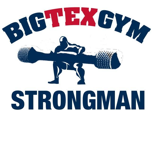 Big Tex Gym Strongman
