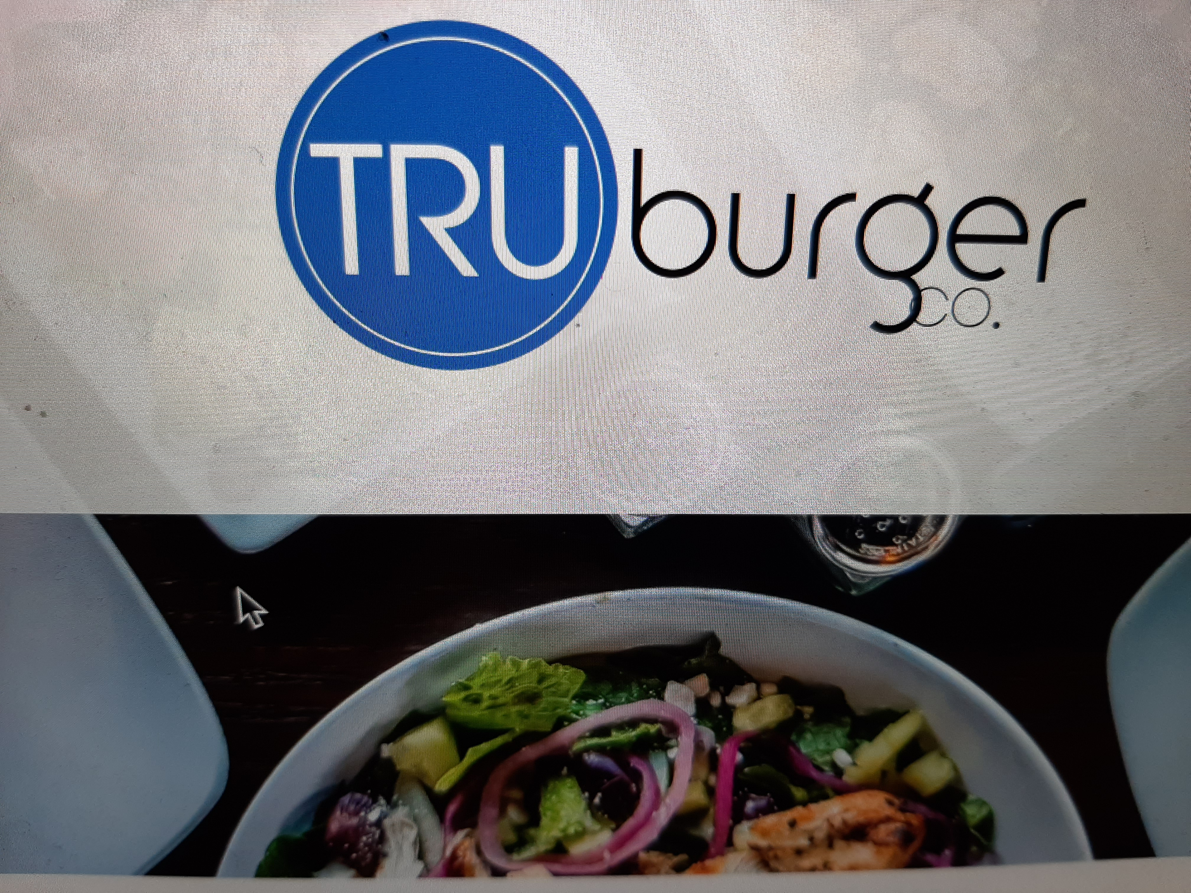 TruBurger off of Central in Downtown Phoenix