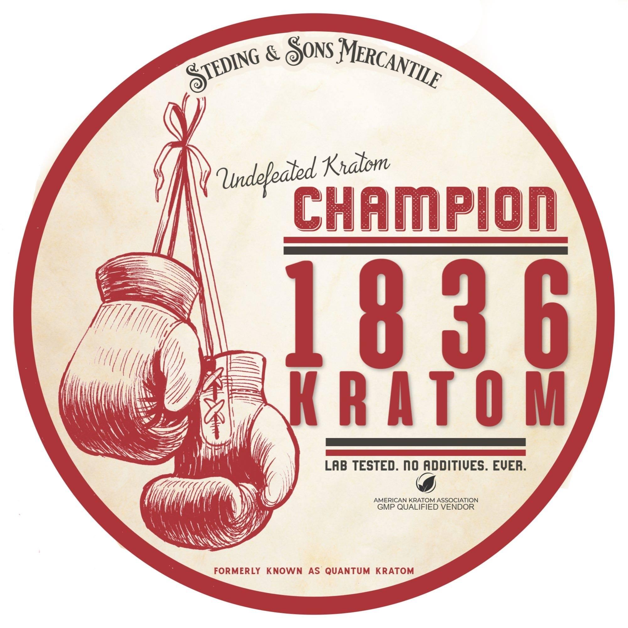 1836 Kratom